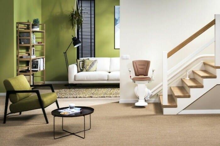 Treppenlifte überwinden Stufen mühelos
