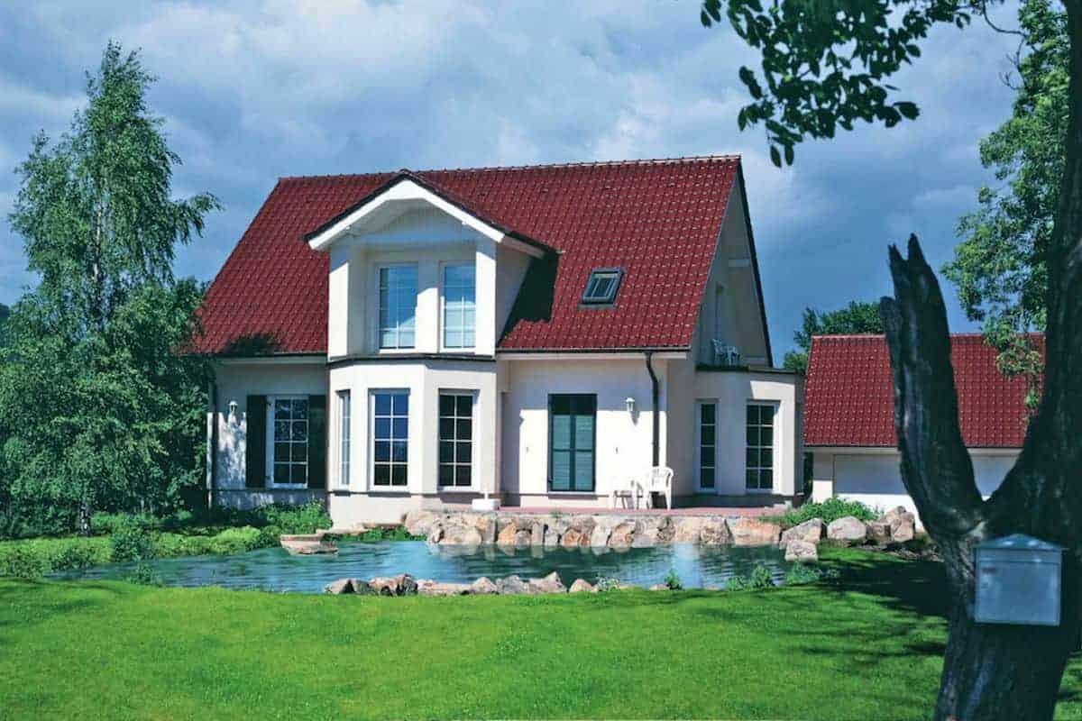 Energieeffizienz im Zuhause mit Garten