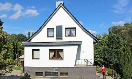 Zuhause mit Kellerlüftung