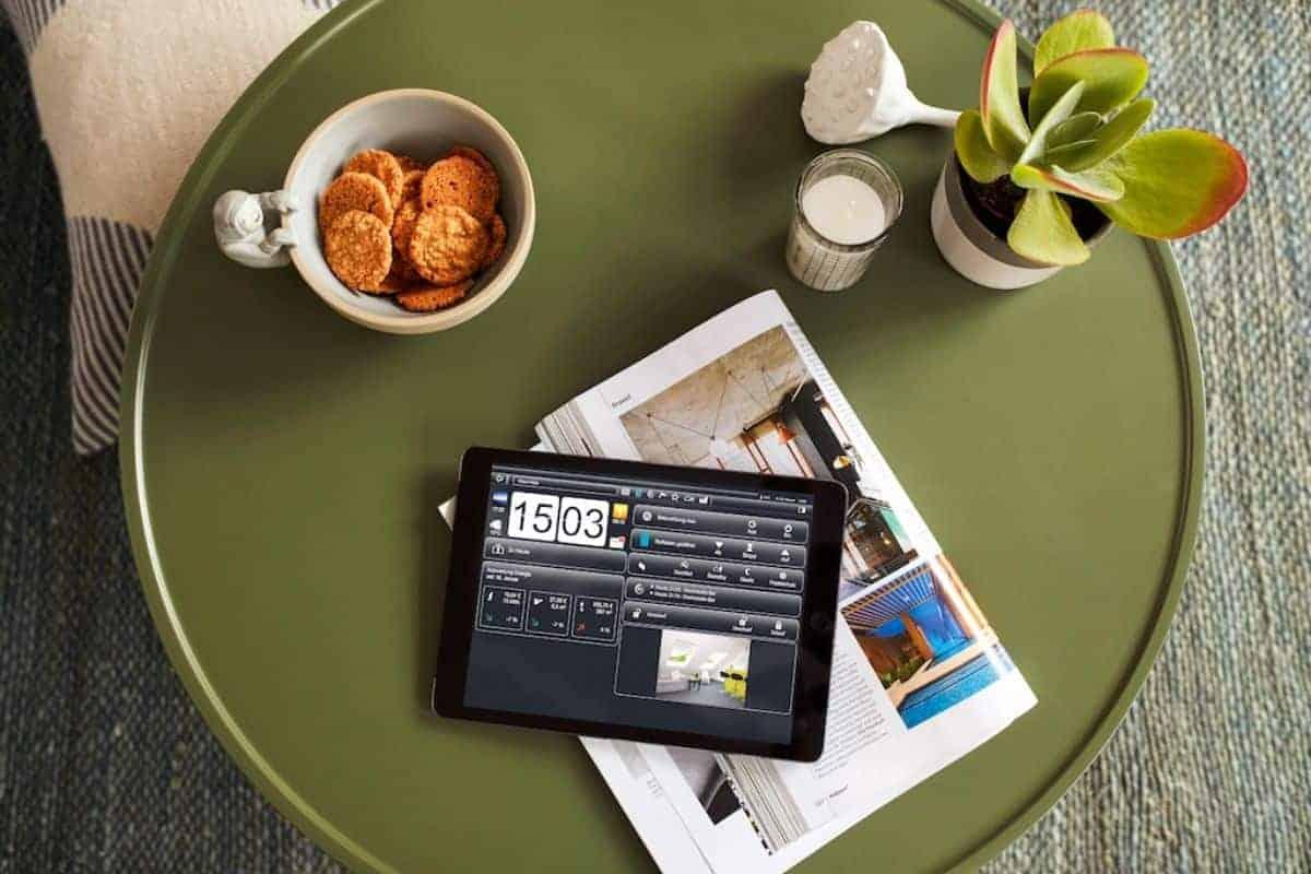 App für das intelligente Zuhause