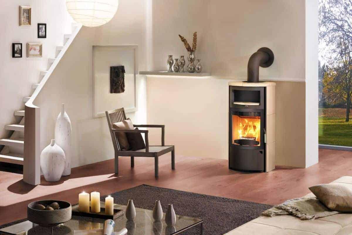 Beim Kaminofen auf moderne Verbrennungstechnik achten