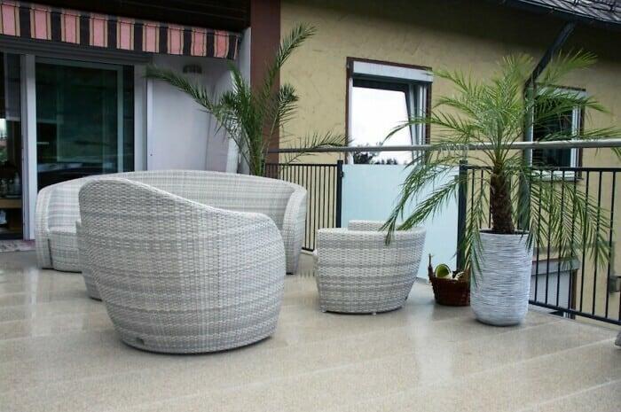 Hallöchen Außenbereich