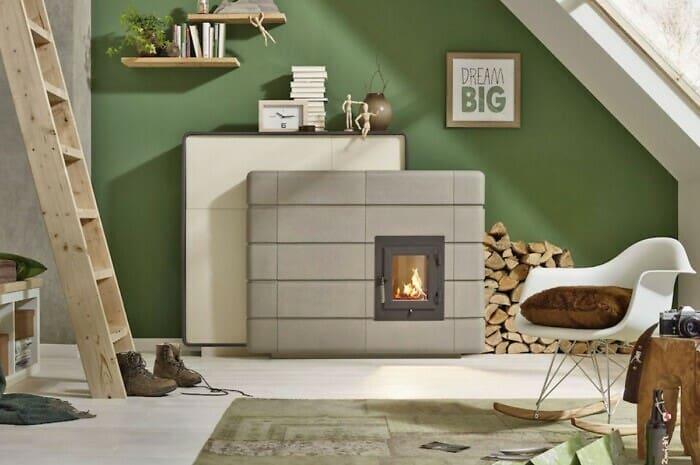 Kachelöfen, Heizkamine und Kaminöfen entspannen