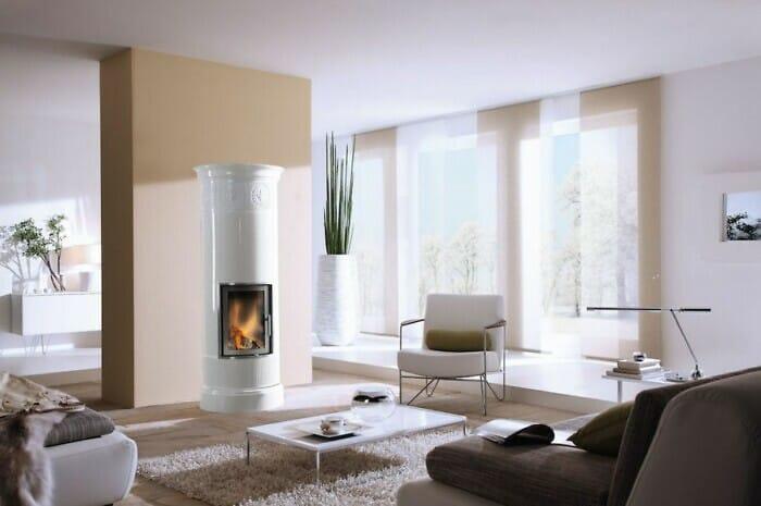 Räume mit Holzfeuerstätten gestalten