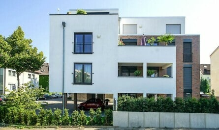 Wohnhaus in Ziegelbauweise