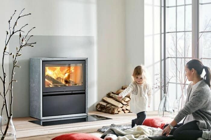 Schöne Wärme mit Gestaltungsfreiheit