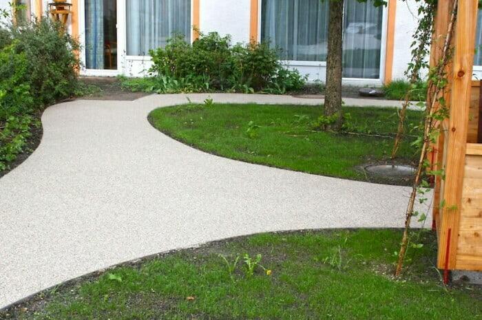 Steinteppiche für Balkon und Terrasse