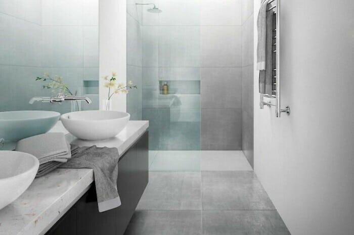Starker Halt und angenehme Ruhe im Bad