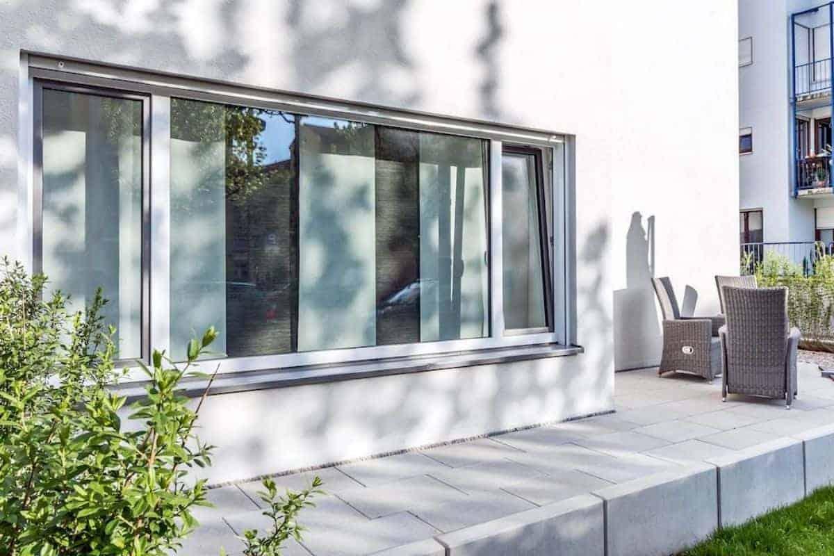 Putz schützt Fassade vor Algen und Pilzen