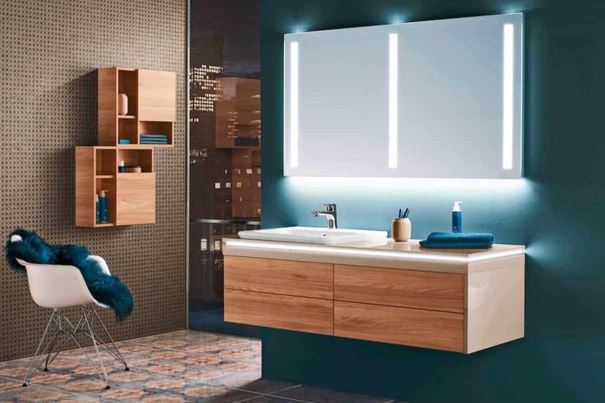 Elegante Badezimmermöbel