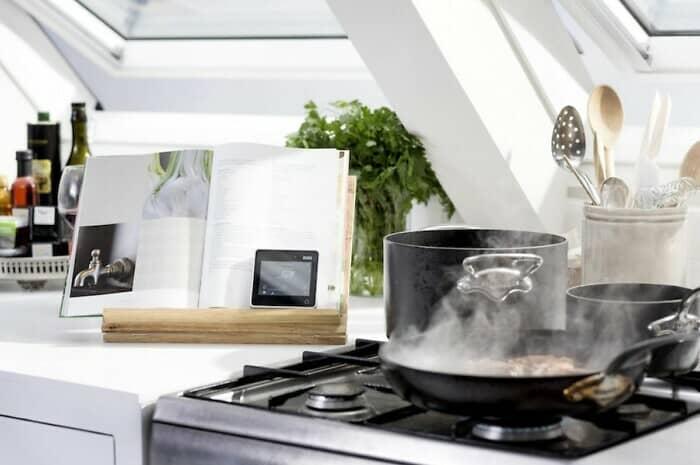 Lüften gegen Kondenswasser an Dachfenstern