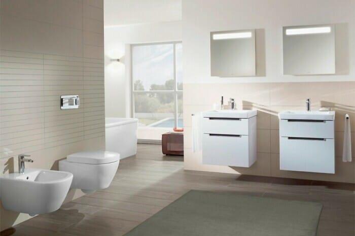 Innovative Toiletten