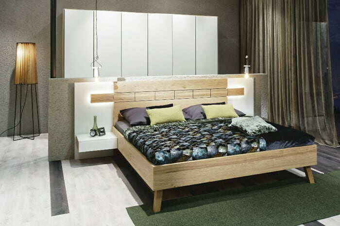 Naturholzmöbel für die Inneneinrichtung