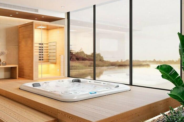 Infrarotkabinen als Sauna-Alternative