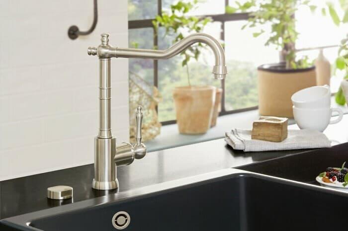 Stilvoller Spülstein für die Küche